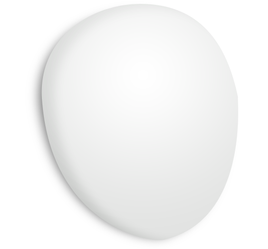 Step 3: Base object and initial shading