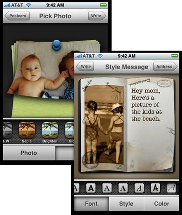 Паттерны UI приложений для iPhone