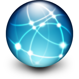 Finished network icon