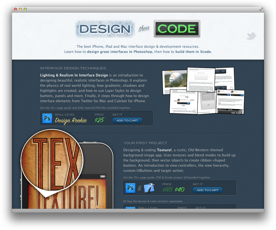 Design Then Code